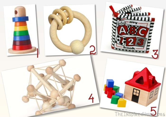 Cheap Educational Toys for Babies