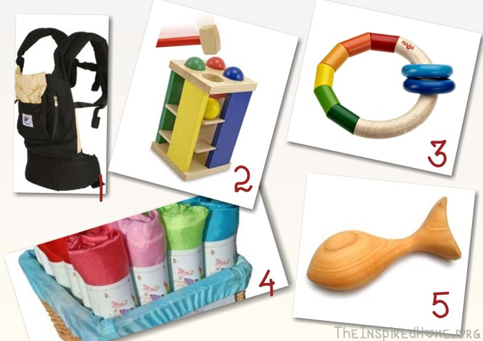 Educational Toys for Babies