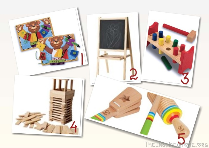 Cheap Educational Toys for Toddlers