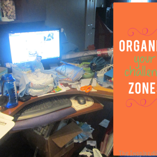 Organize Your Challenge Zones