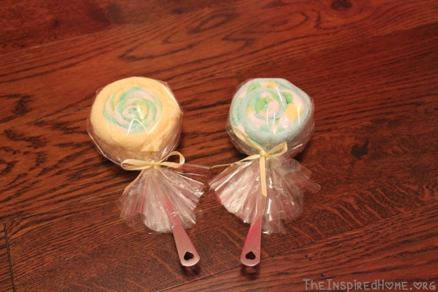 washcloth lollipops15