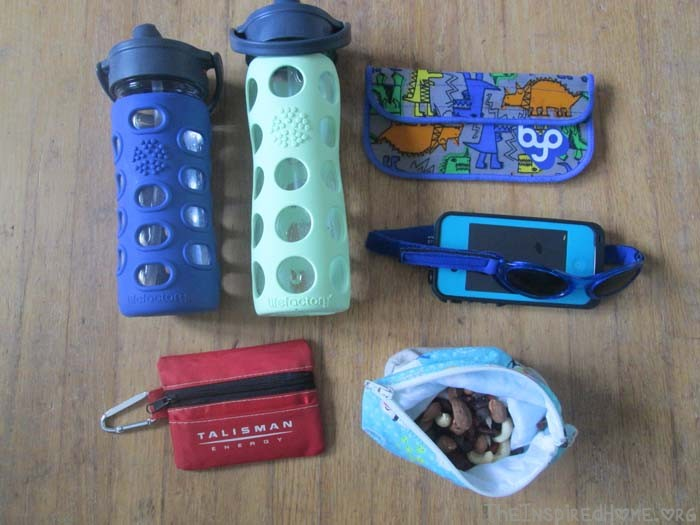 Get Outdoors Packing List for Mini Hike