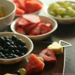 TheInspiredHome.org // Simple Fruit Kabobs