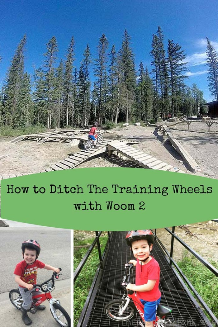 How To Ditch the Training Wheels with Woom 2