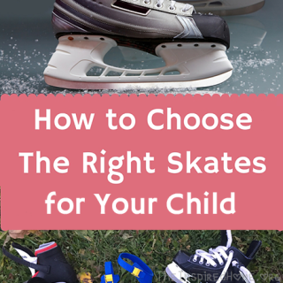 How To Choose the Right Skates for Your Child