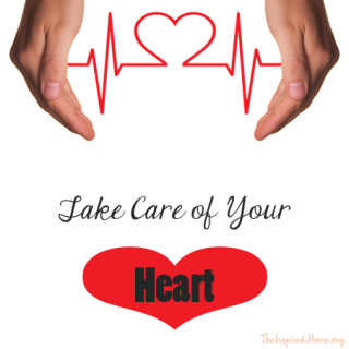 Take Care of Your Heart in February