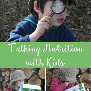 Talking Nutrition with Kids