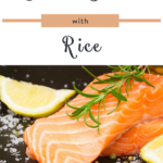 TheInspiredHome.org // Cilantro Salmon with Rice.
