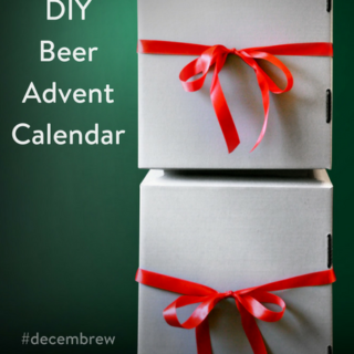DIY Beer Advent Calendar