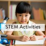 TheInspiredHome.org // Kids Activities, STEM Activities for Kids
