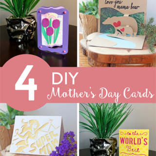 DIY Mother's Day Cards