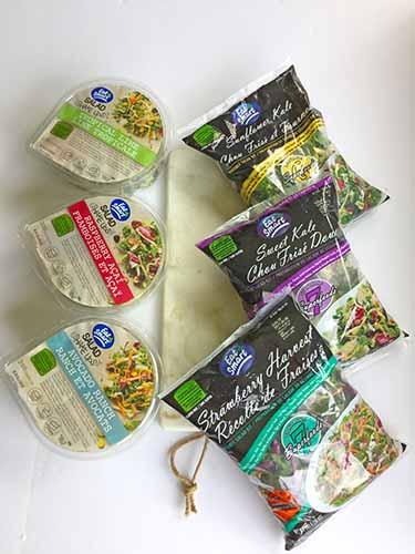 TheInspiredHome.org // Eat Smart Superfood Salad Kits & Shake-Ups.