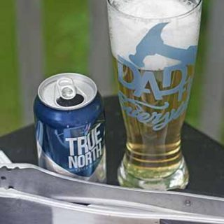 Personalized Beer Mug for a Handy Dad
