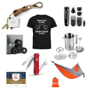 8 Inexpensive Gifts For Men (or Dad)