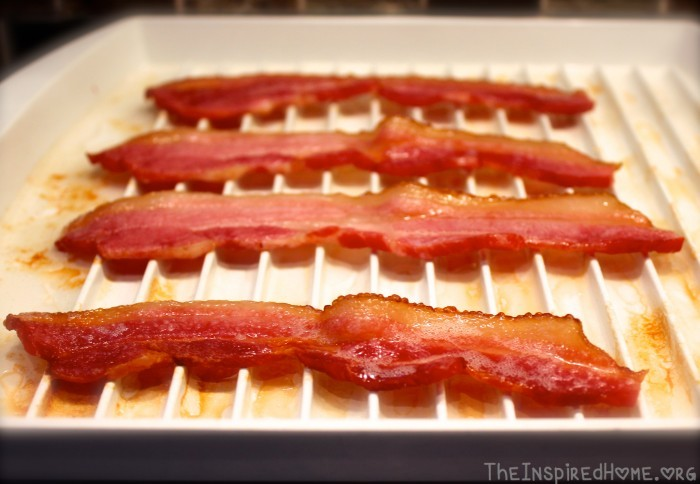 bacon tray