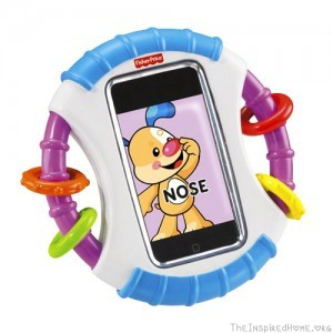 Fisher-Price Apptivity Case