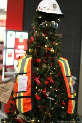 Terrific Traditions: Construction Dude Tree