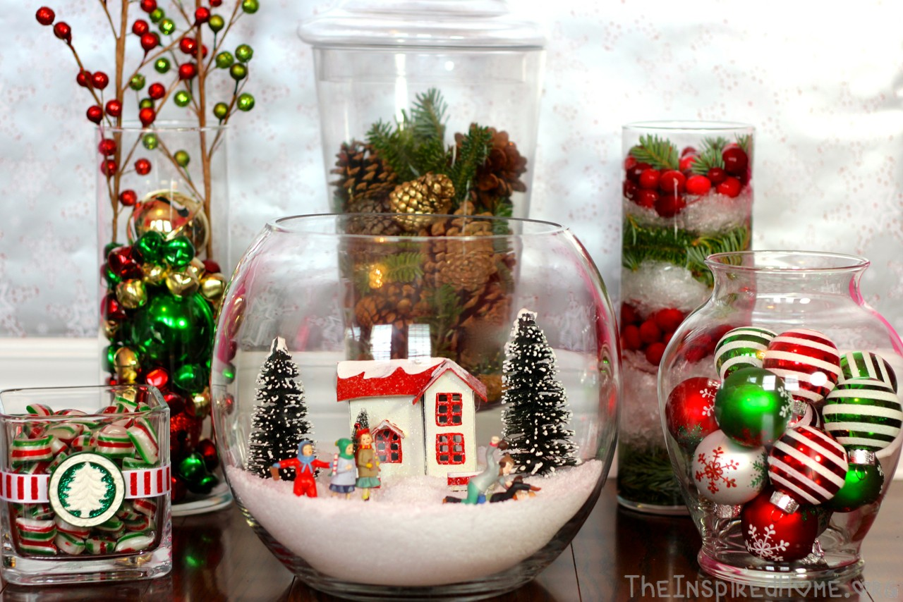 6 Holiday Vase Fillers The Inspired Home