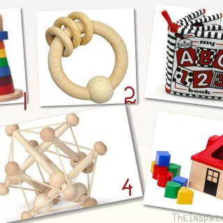 Educational Toys for Babies & Toddlers