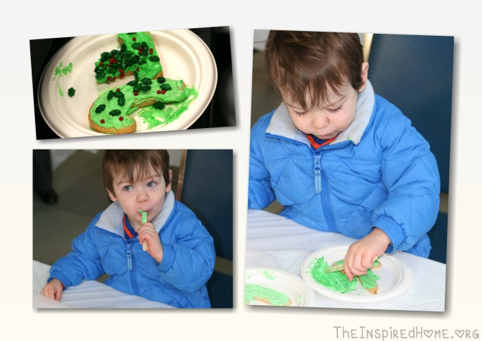 Terrific Traditions: Cookie Decorating