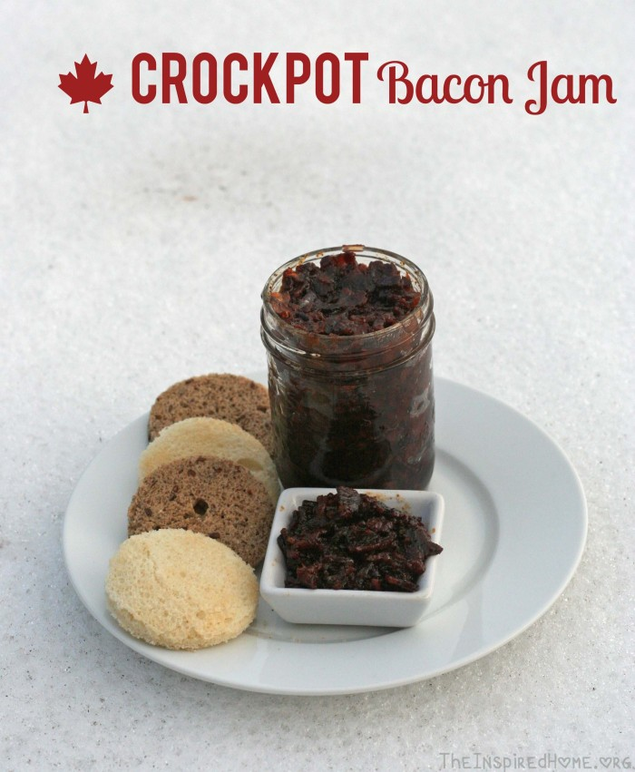 Crock Pot Bacon Jam
