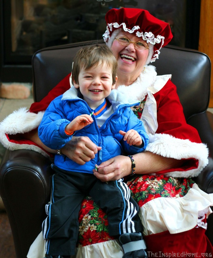 Terrific Traditions: Mrs. Claus