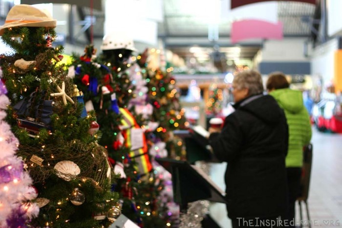 Terrific Traditions: Foothills Festival of Trees