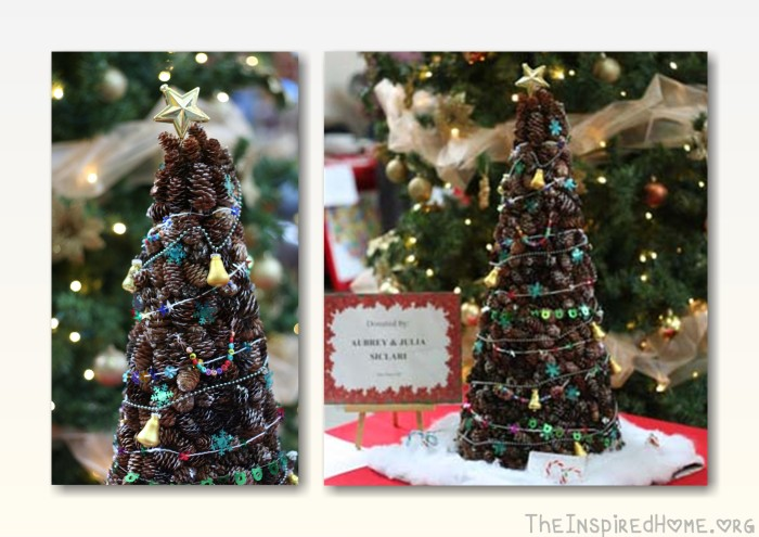 Terrific Traditions: Pine Cone Tree