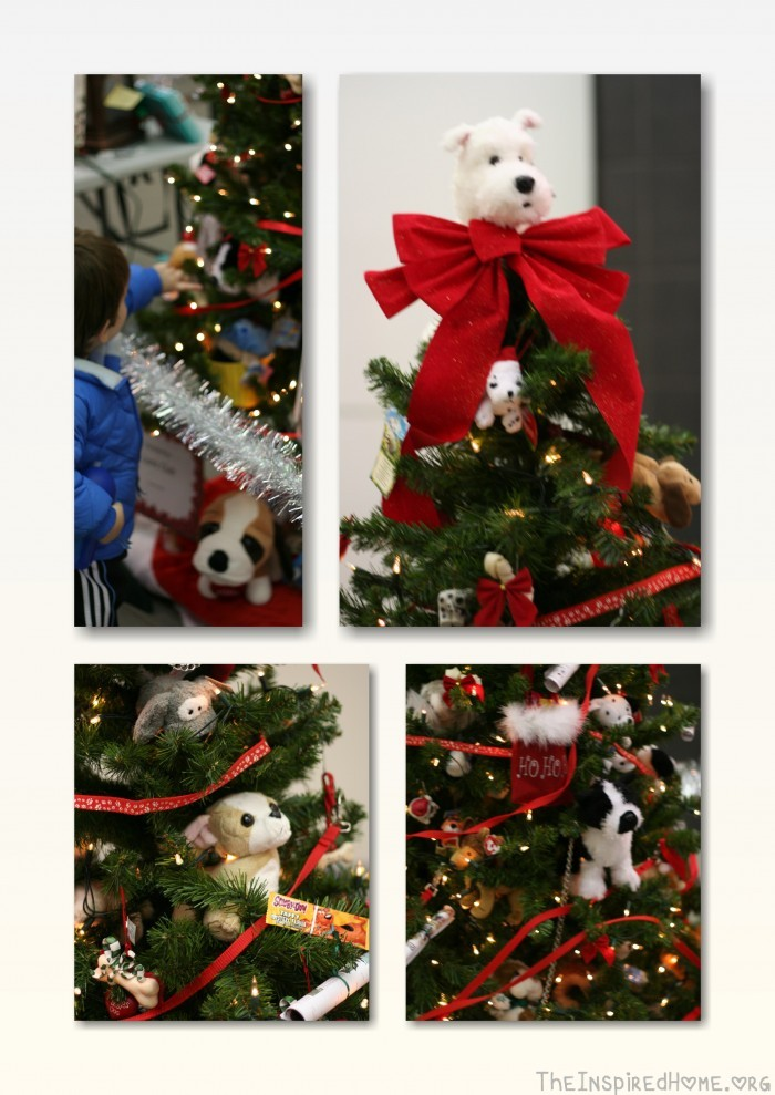 Terrific Traditions: Woofie Tree