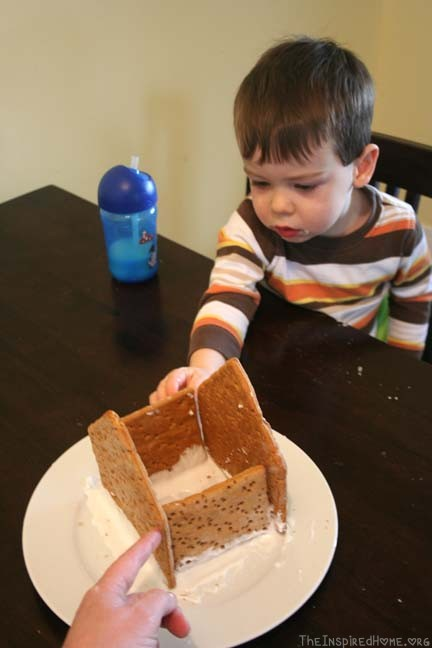 GFree Ginger Bread House 2