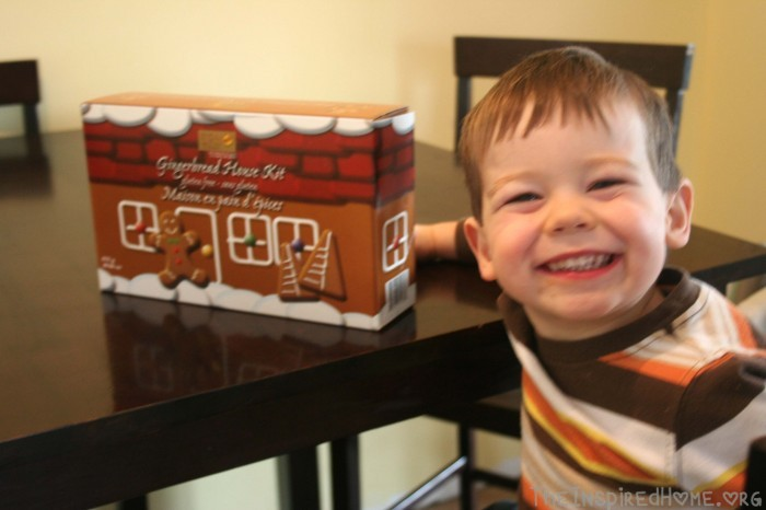 GFree Ginger Bread House