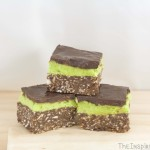 Mint Nanaimo Bars