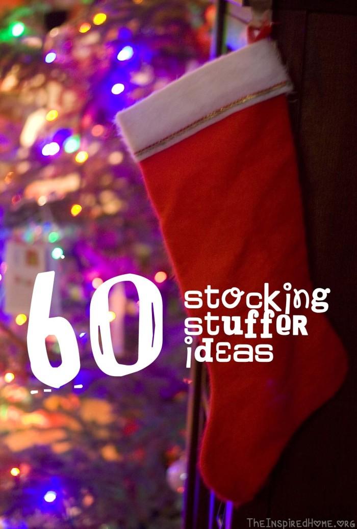 60 Stocking Stuffers