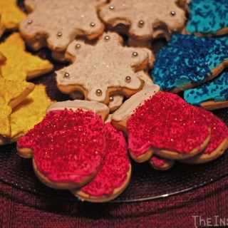 Scrumptious Saturday: Sugar Cookies 2 Ways: Gluten-Free & Traditional
