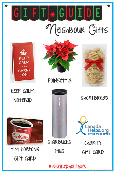 gift guide for neighbors