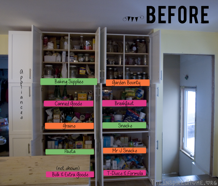 Healthy Pantry Organization 3