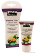 Treat a Cold Naturally: Aleva Naturals Breathe Easy Chest Rub. a Review