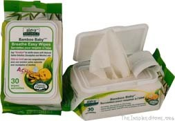 Treat a Cold Naturally: Aleva Naturals Bamboo Breathe Easy Wipes. a Review