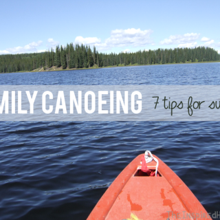 Get Outdoors: 7 Tips For Family Canoeing