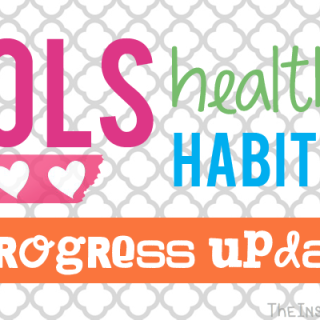 Hols' Healthy Habits Update: Lose Weight