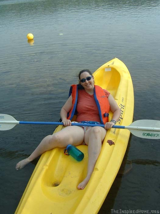 Paddling in Minden, ON, Becoming a Stronger Outdoor Family