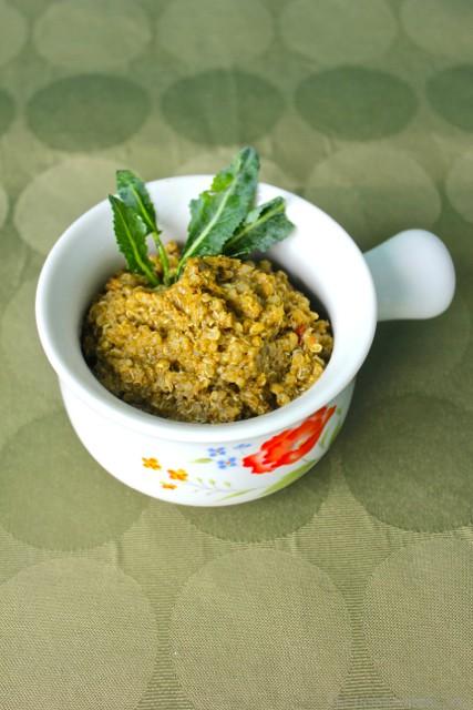Pesto Quinoa4