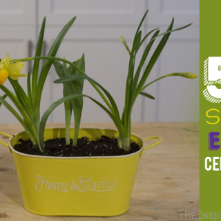 5-Minute Simple Easter Centerpiece
