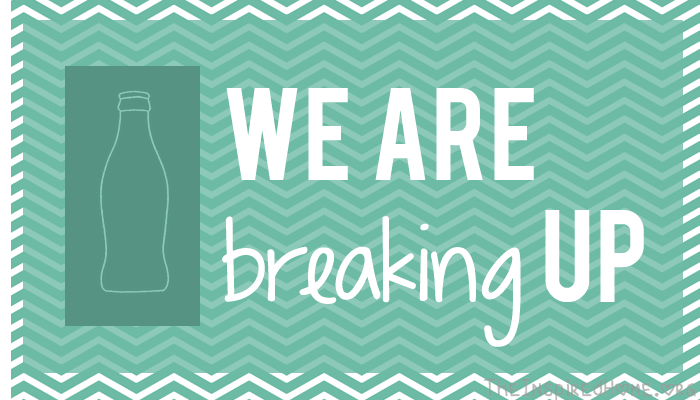 We Are Breaking Up ?// SodaStream.ca Giveaway & Coupon Code