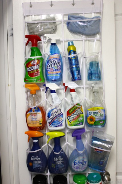 cleaning supply organization2