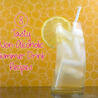 Tasty Non-Alcoholic Summer Drink Recipes {Roundup} #BubblesMyWay