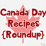 TheInspiredHome.org // A roundup of Canada Day Food Recipes including gluten-free nanaimo bars, bacon skewers and maple leaf cakes & more!