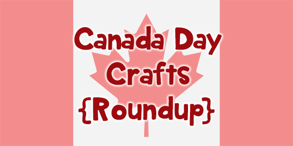 TheInspiredHome.org // Canada Day Crafts
