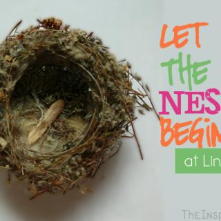 Let the Nesting Begin – Linen Chest Review