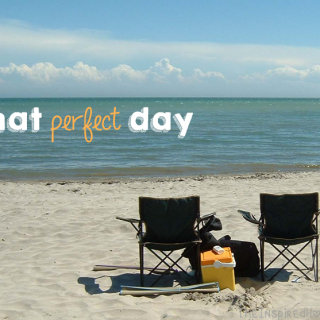 that perfect day #ActsofCaring